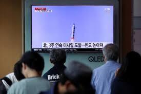 """朝鲜发射导弹后 各国谴责其""""连续挑衅""""行为 - ảnh 1"""