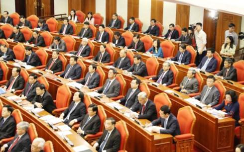 越共中央政治局颁布干部任职标准及评价标准框架 - ảnh 1
