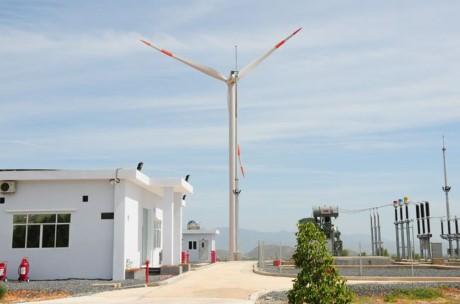越南发展可再生能源 - ảnh 1