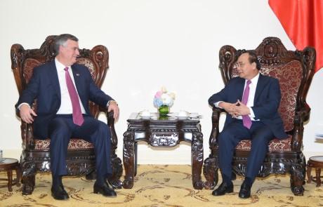 越南将与波音公司的合作视为具有战略性和长期性 - ảnh 1