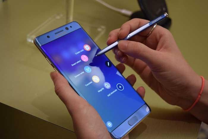 Mobifone推出三星盖乐世Note 8优越智能体验 - ảnh 1