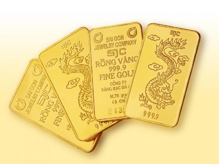 11月6日越南金价和股市情况 - ảnh 1