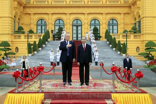 美国与越南联合声明 - ảnh 2