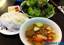 Gastronomie: Leçon 14: Le bun cha (Vermicelle au porc grillé) de Hanoi - ảnh 1
