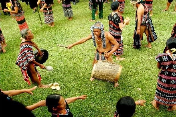 Aza, la plus importante fête des Pa Ko - ảnh 1