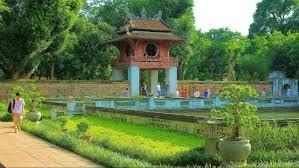 Tourisme: Leçon 4: Temple de la littérature-2ème partie - ảnh 1