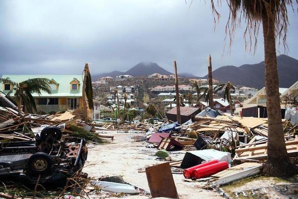Irma: l'état de catastrophe naturelle bientôt signé pour Saint-Martin et Saint-Barthélemy - ảnh 1