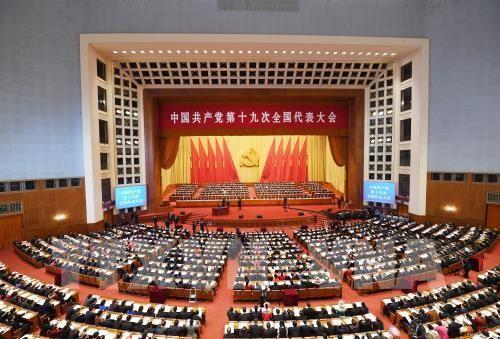Message de félicitations du Vietnam pour le 19ème Congrès national du Parti communiste chinois - ảnh 1
