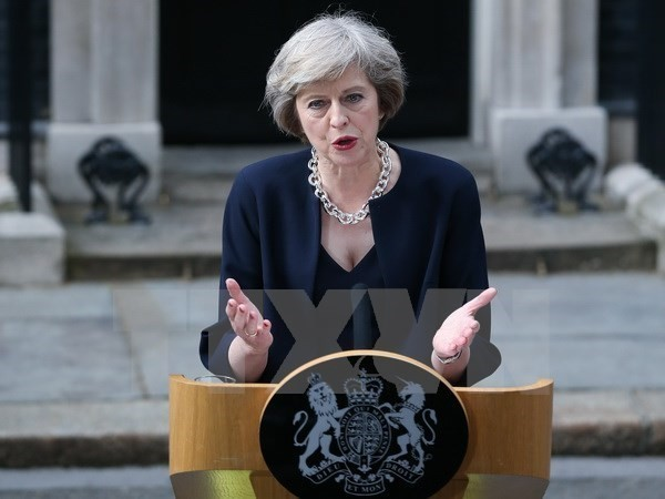 Brexit: Theresa May demande à l'UE un accord qu'elle pourra «défendre» - ảnh 1