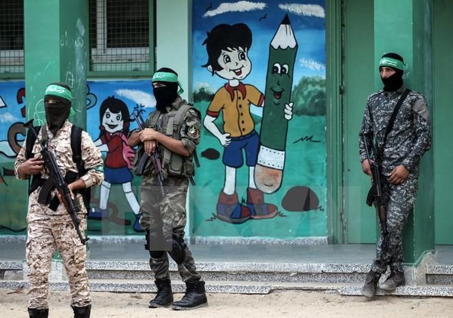 Le Hamas prévient que «personne au monde» ne peut le forcer à rendre les armes - ảnh 1