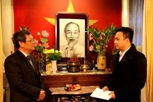 Continúan actividades de seguir y aprender ejemplo moral de Ho Chi Minh - ảnh 1