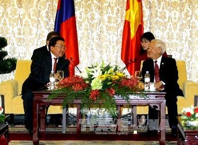Ciudad Ho Chi Minh expresa interés de cooperar con Mongolia - ảnh 1