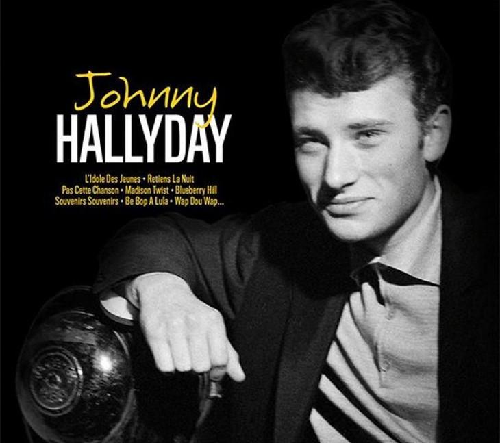 Le légendaire Johnny Hallyday s'éteint à l'âge de 74 ans - ảnh 3