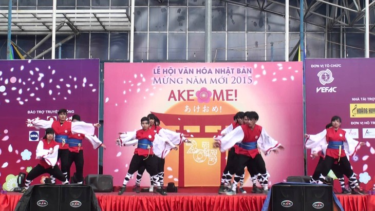 Vietnamese youths' passion for Yosakoi – Japanese traditional summer dance  - ảnh 3