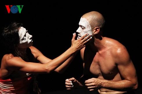 Israeli contemporary dance – ArtLana duo - ảnh 2