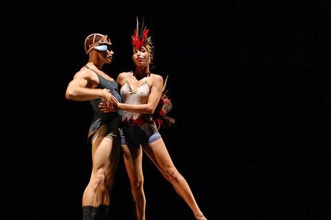 Israeli contemporary dance – ArtLana duo - ảnh 3