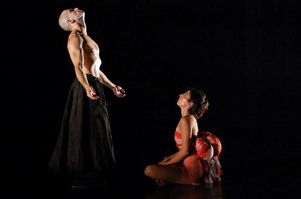 Israeli contemporary dance – ArtLana duo - ảnh 1