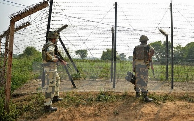 Shootings reported at Pakistan-India border - ảnh 1