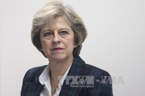 UK promises to be a leader in promoting free trade  - ảnh 1