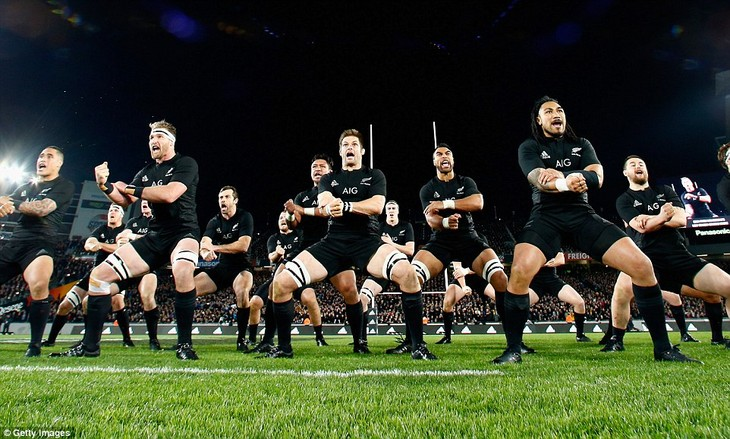 Rugby – the pride of New Zealand - ảnh 1