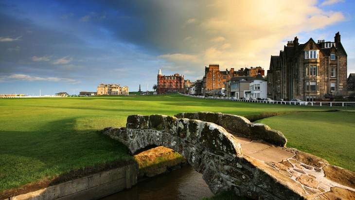 Scotland – the home of Golf - ảnh 2