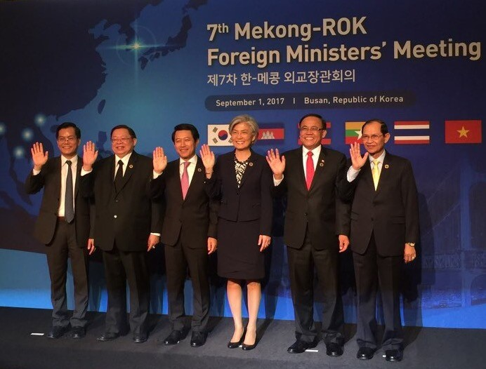 Mekong countries, South Korea boost cooperation - ảnh 1