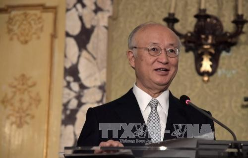 IAEA confirms Iran complying with nuclear deal - ảnh 1