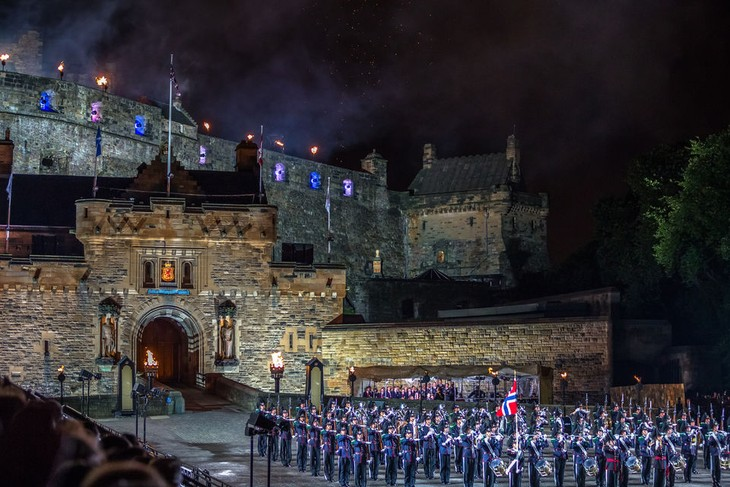Scotland's Edinburgh Castle – one of the world's most haunted places - ảnh 2
