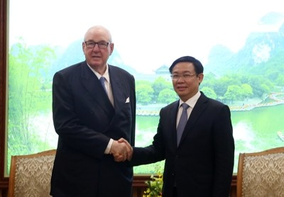Deputy PM calls for more investment from Jardines Matheson Group - ảnh 1