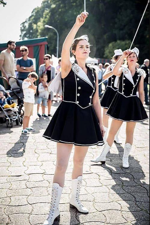 Majorettes – Belgian baton twirler girls  - ảnh 2