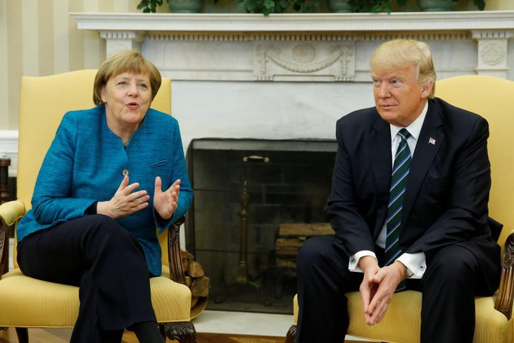 US confirms good relationship with Germany - ảnh 1