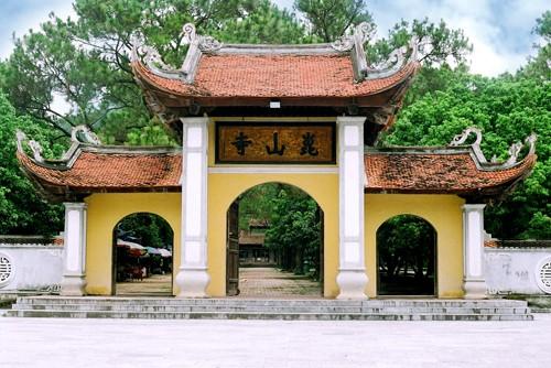 越南民族传统文化与信仰的保存地——昆山-劫泊 - ảnh 1