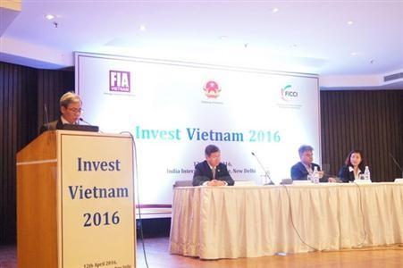 越南-印度投资促进会议在新德里举行 - ảnh 1