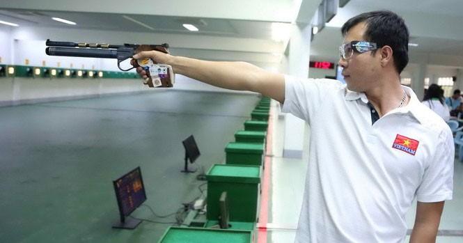越南运动员将参加2016年射击世界杯 - ảnh 1