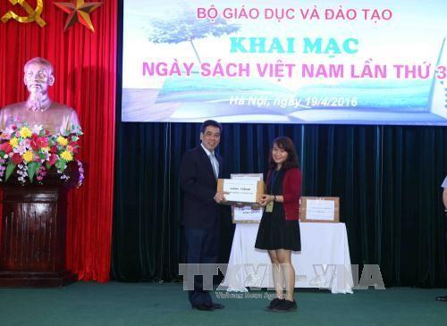 第三次越南图书日开幕 - ảnh 1