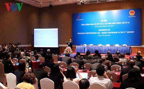 越南为亚欧会议合作作出积极贡献 - ảnh 1