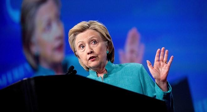 美国总统选举:希拉里计划参加本周末举行的竞选活动 - ảnh 1
