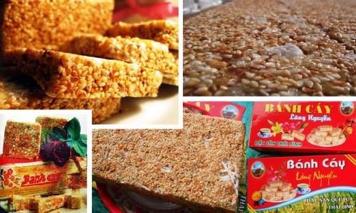 阮村的螃蜞饼:太平省的特产 - ảnh 2