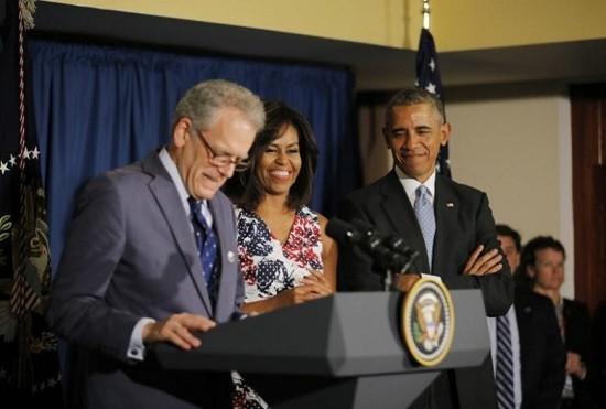 奥巴马提名50多年来首位驻古巴大使 - ảnh 1