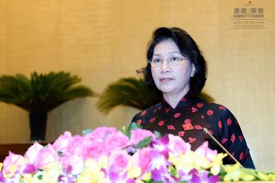 越南国会发挥国家在多边论坛上的作用和地位 - ảnh 1