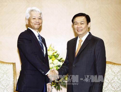 日本SMBC希望扩大在越活动 - ảnh 1