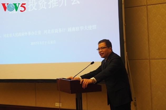越南驻华大使邓明魁就陈大光对华进行国事访问接受媒体采访 - ảnh 1