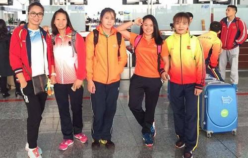 越南夺得2017年亚洲摔跤锦标赛铜牌 - ảnh 1