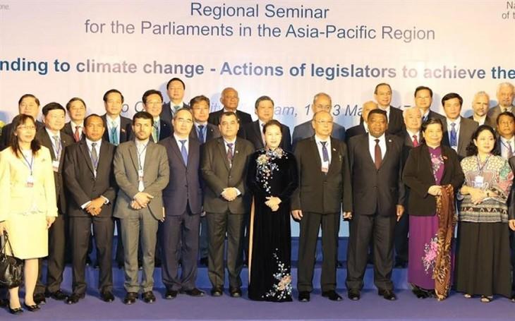 IPU亚太地区专题会议留下许多重要印记 - ảnh 1