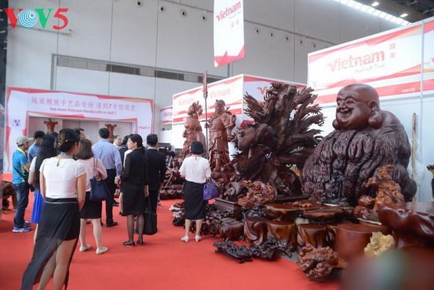 推动越南向欧盟合法出口木制品 - ảnh 1
