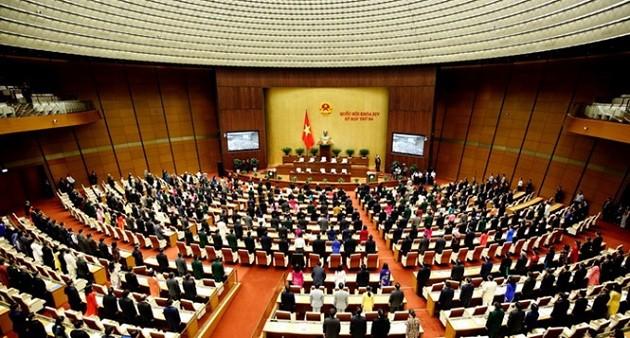 越南国会讨论《刑法》 - ảnh 1