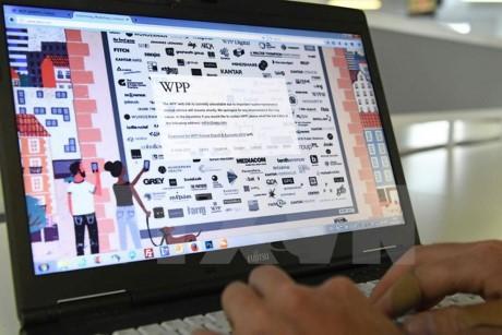 全球网络攻击:多家跨国公司遭袭 - ảnh 1
