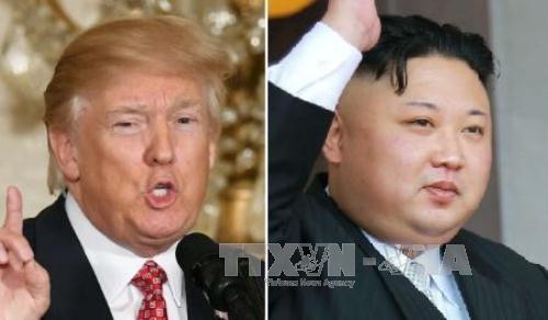 美国提出与朝鲜谈判的条件 - ảnh 1