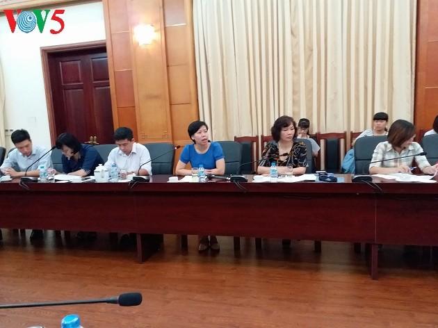 APEC第三次高官会及系列会议举行75场会议 - ảnh 1