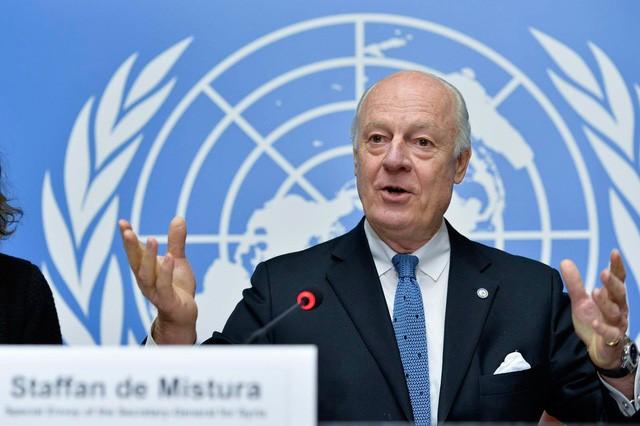 联合国提出叙利亚各方直接谈判时间表 - ảnh 1